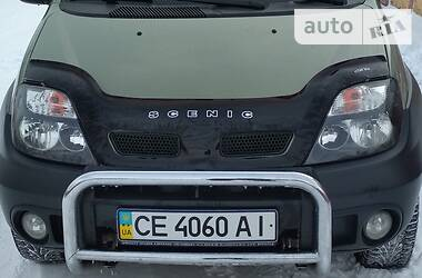 Renault Scenic RX4 2003 в Черновцах