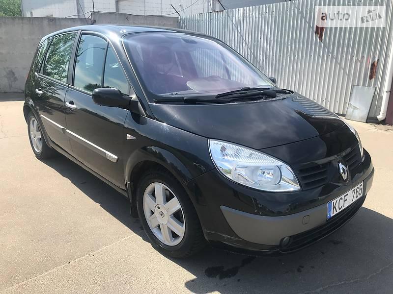 Renault Scenic 2005 в Киеве