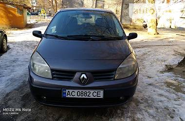 Renault Scenic 2004 в Ковеле