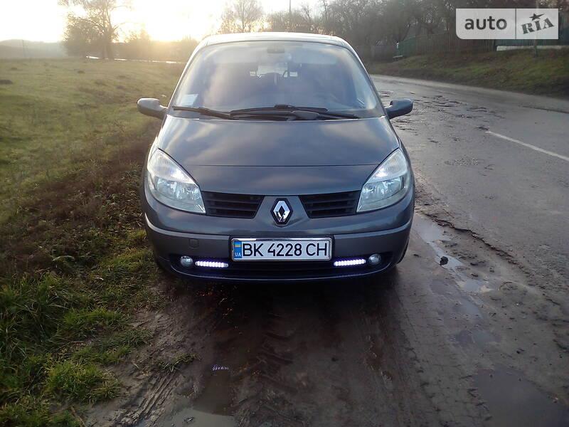 Renault Scenic 2006 в Дубно