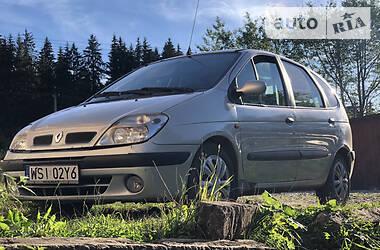 Renault Scenic 2002 в Верховине