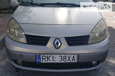 Renault Scenic 2004 в Виннице