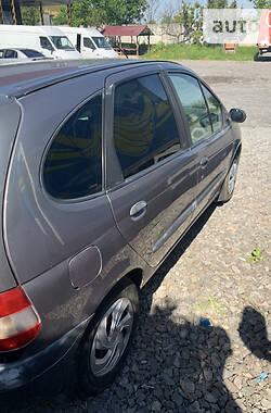 Минивэн Renault Scenic 2001 в Мукачево