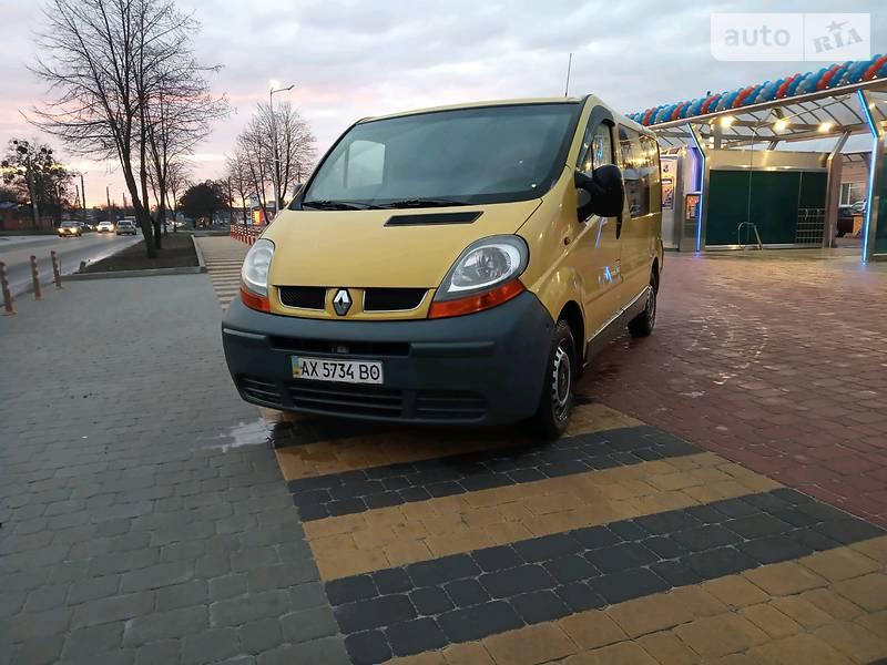Renault Trafic груз.-пасс. 2006 в Полтаве