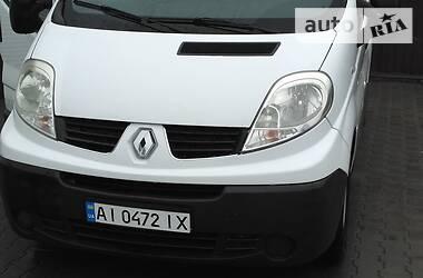 Renault Trafic груз.-пасс. 2007 в Броварах