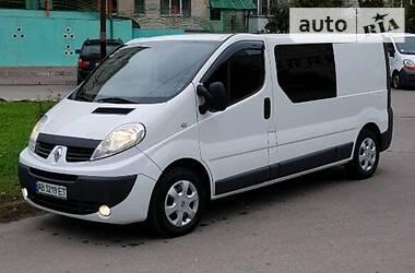 Renault Trafic груз.-пасс. 2012 в Виннице