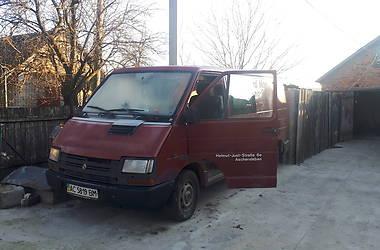 Renault Trafic груз.-пасс. 1991 в Демидовке
