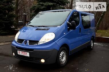 Renault Trafic груз.-пасс. 2010 в Києві