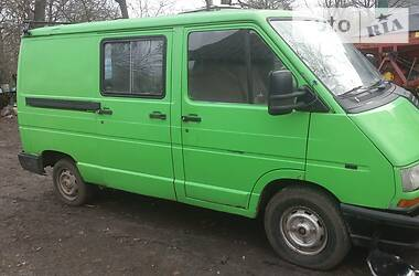 Renault Trafic груз.-пасс. 1995 в Звенигородке