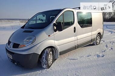 Renault Trafic груз.-пасс. 2007 в Остроге