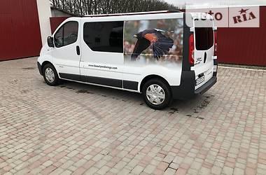 Renault Trafic груз.-пасс. 2011 в Заставной