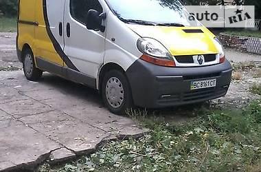 Renault Trafic груз. 2005