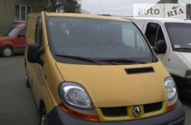 Renault Trafic груз. 2003 в Стрые