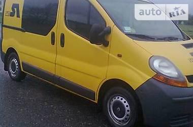 Renault Trafic пасс. 2004 в Полтаве