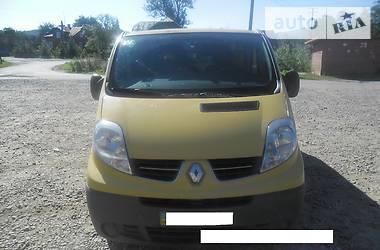 Renault Trafic пасс. 2007 в Сколе