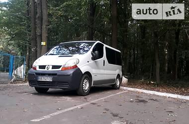 Renault Trafic пасс. 2001 в Виннице