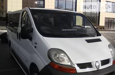 Renault Trafic пасс. 2002 в Луцке