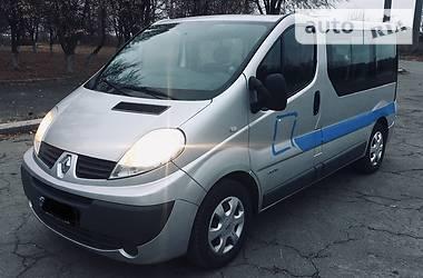 Renault Trafic пасс. 2012 в Владимир-Волынском