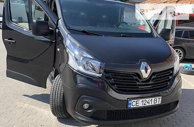 Renault Trafic пасс. 2015 в Черновцах