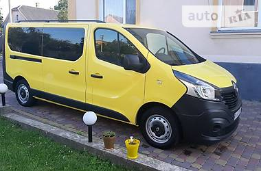 Renault Trafic пасс. 2015 в Дубно