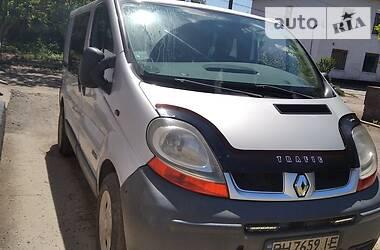 Renault Trafic пасс. 2002 в Белгороде-Днестровском