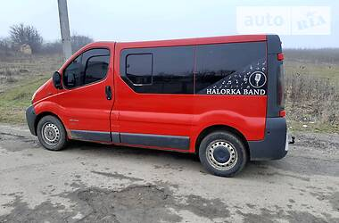 Renault Trafic пасс. 2003 в Ивано-Франковске