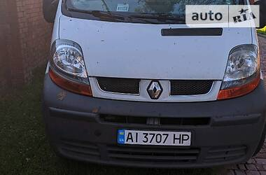 Renault Trafic пасс. 2002 в Ракитном