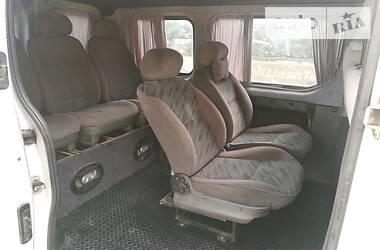 Renault Trafic пасс. 2003 в Черновцах