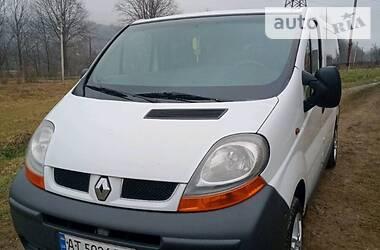 Renault Trafic пасс. 2006 в Яремче