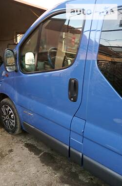 Renault Trafic пасс. 2003 в Коломые