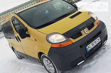 Renault Trafic пасс. 2004 в Луцке
