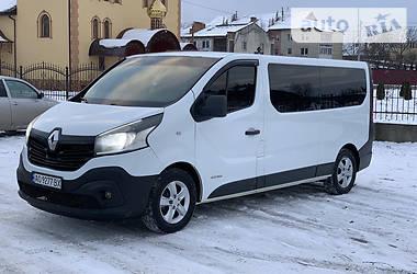 Renault Trafic пасс. 2014 в Берегово