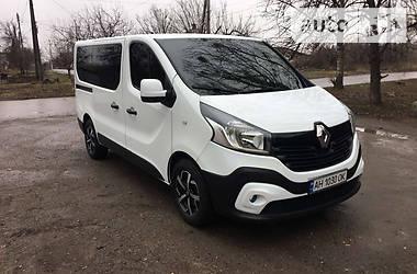 Renault Trafic пасс. 2015 в Слов'янську
