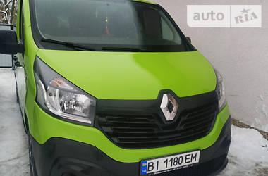 Renault Trafic пасс. 2016 в Пирятине