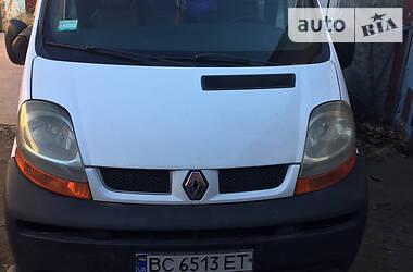 Renault Trafic пасс. 2001 в Стрые