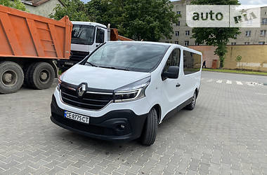 Легковой фургон (до 1,5 т) Renault Trafic пасс. 2020 в Черновцах