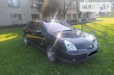 Седан Renault Vel Satis 2004 в Чуднові