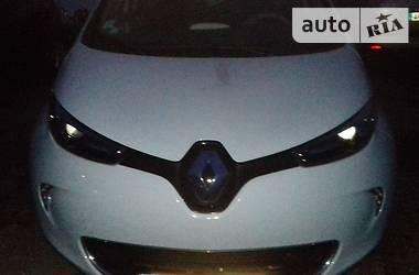 Renault Zoe 2016 в Ужгороде