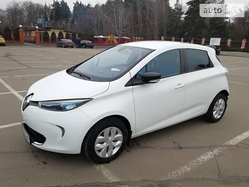 Renault Zoe 2015 в Сквире