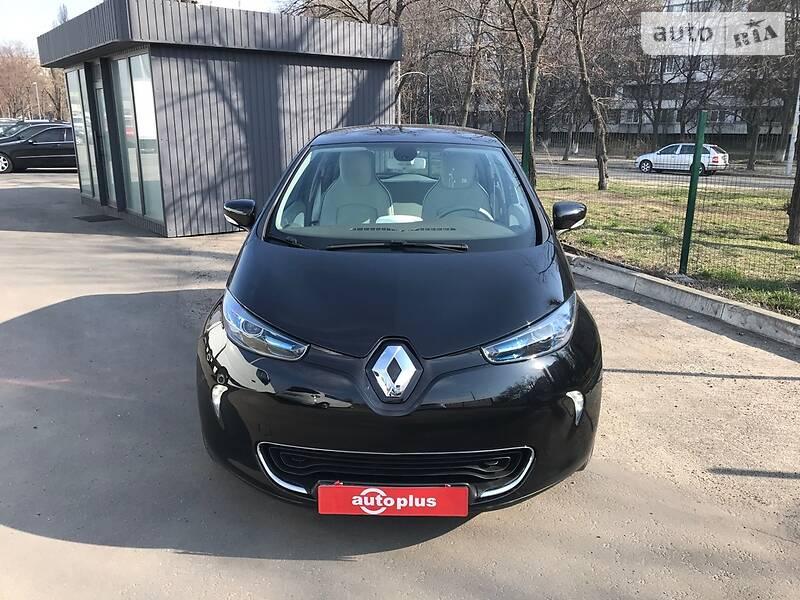 Renault Zoe 2016 в Киеве