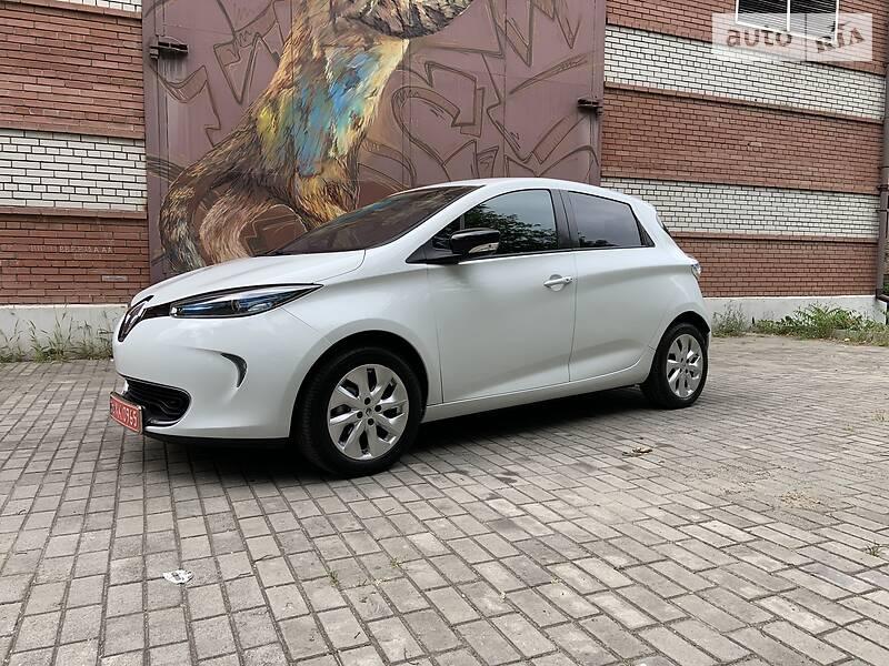 Renault Zoe 2016 в Днепре