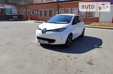 Хетчбек Renault Zoe 2017 в Львові