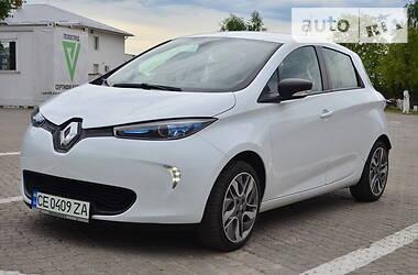 Хэтчбек Renault Zoe 2018 в Черновцах