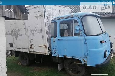 Фургон Robur LD 3000 1984 в Миргороде
