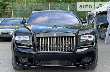 Rolls-Royce Ghost 2018 в Киеве
