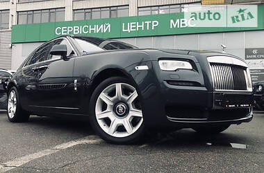 Седан Rolls-Royce Ghost 2016 в Киеве