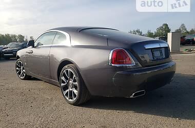 Купе Rolls-Royce Wraith 2018 в Киеве