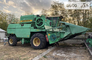 Комбайн зернозбиральний Ростсельмаш Дон 1500Б 2004 в Кремінній