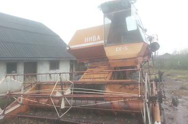 Ростсельмаш Нива СК-5 1989 в Бучаче