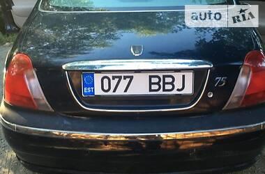 Rover 75 2002 в Черновцах